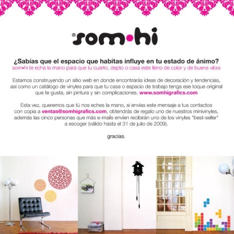 Campaña viral de Som Hi