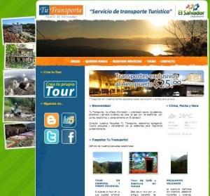 Tu Transporte - Tours El Salvador